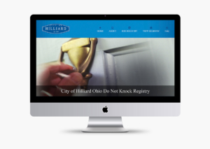 City of Hilliard Ohio Do Not Knock Registry