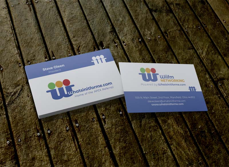 Wiifm Business Card
