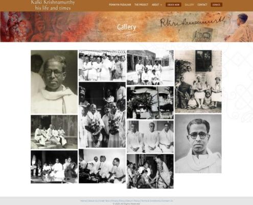 Gallery Kalki Biography