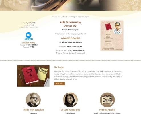 Home Kalki Biography