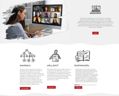 Networking Professionals of Columbus (NPC)