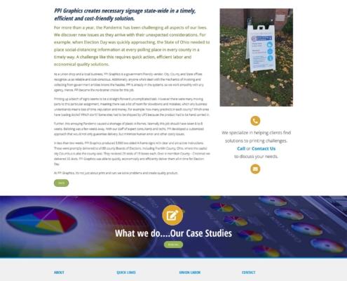 PPI Graphics - Case Study